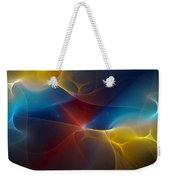 Abstract 060410 Weekender Tote Bag