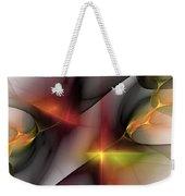 Abstract 060810 Weekender Tote Bag