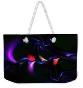 abstract 060910A Weekender Tote Bag