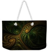 Abstract 061310a Weekender Tote Bag