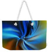 Abstract 061510 Weekender Tote Bag