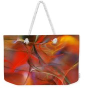 Abstract 062910a Weekender Tote Bag