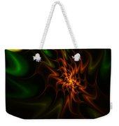 Abstract 070110 Weekender Tote Bag