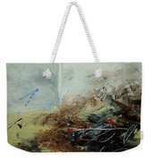 Abstract 070408 Weekender Tote Bag