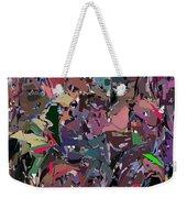 Abstract 070915 Weekender Tote Bag
