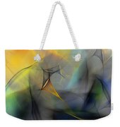 Abstract 071810 Weekender Tote Bag
