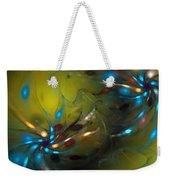 Abstract 071910 Weekender Tote Bag