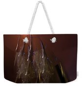 Abstract 072011a Weekender Tote Bag
