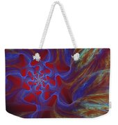 Abstract 073010 Weekender Tote Bag