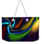 Abstract 080510 Weekender Tote Bag