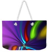 Abstract 080610a Weekender Tote Bag