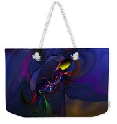 Abstract 080710 Weekender Tote Bag