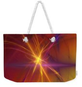 Abstract 081210a Weekender Tote Bag