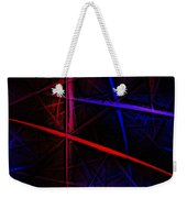 Abstract 081410 Weekender Tote Bag
