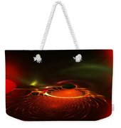 Abstract 081410a Weekender Tote Bag