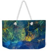 Abstract 081610 Weekender Tote Bag