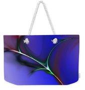 Abstract 083010 Weekender Tote Bag