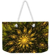 Abstract 090110 Weekender Tote Bag