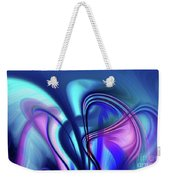 Abstract 0902 N Weekender Tote Bag