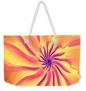 Abstract 090510 Weekender Tote Bag