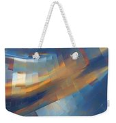 Abstract - 1 - Emp - Seattle Weekender Tote Bag
