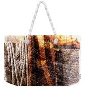 Abstract 1 Weekender Tote Bag