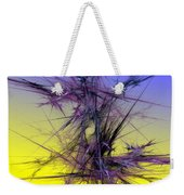 Abstract 10-08-09 Weekender Tote Bag