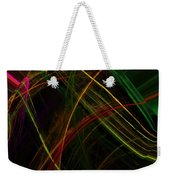 Abstract 10-16-09 Weekender Tote Bag