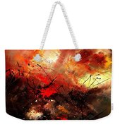 Abstract 100202 Weekender Tote Bag