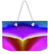 Abstract 101x By Nixo Weekender Tote Bag
