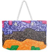 Abstract 102 Weekender Tote Bag