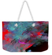 Abstract 102210 Weekender Tote Bag
