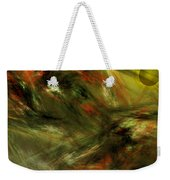 Abstract 102910a Weekender Tote Bag