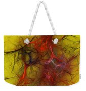 Abstract 103110 Weekender Tote Bag
