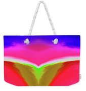 Abstract 104x By Nixo Weekender Tote Bag