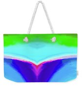 Abstract 106x By Nixo Weekender Tote Bag
