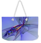 Abstract 110210 Weekender Tote Bag