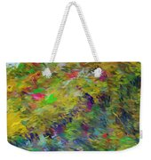 Abstract 111510 Weekender Tote Bag