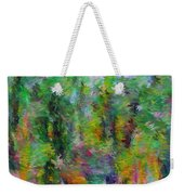 Abstract 111510a Weekender Tote Bag