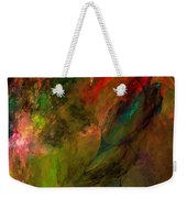 Abstract 112210a Weekender Tote Bag