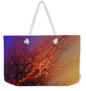 Abstract 112810a Weekender Tote Bag
