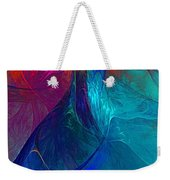 Abstract 120610 Weekender Tote Bag