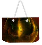 Abstract 120610a Weekender Tote Bag