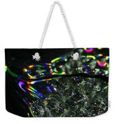 Abstract 133 Weekender Tote Bag