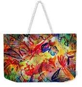 Abstract 17-05 Weekender Tote Bag