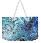 Abstract 1706301 Weekender Tote Bag