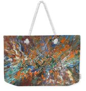 Abstract #179 Weekender Tote Bag