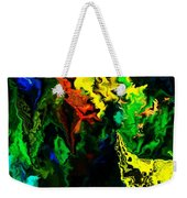 Abstract 2-23-09 Weekender Tote Bag