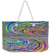 Abstract 2 Weekender Tote Bag