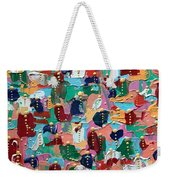 Abstract 2018-04 Weekender Tote Bag